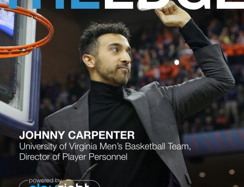 The Edge: Johnny Carpenter and his work at UVA men's basketball