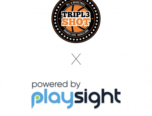 PlaySight and Tripl3 Shot partner to bring Çukurova Basketball cutting-edge broadcasting, video analysis and training technology
