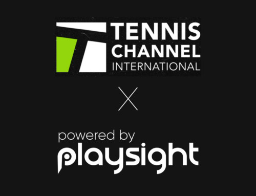PlaySight's portable GO technology powers fully remote production for Tennis Channel International